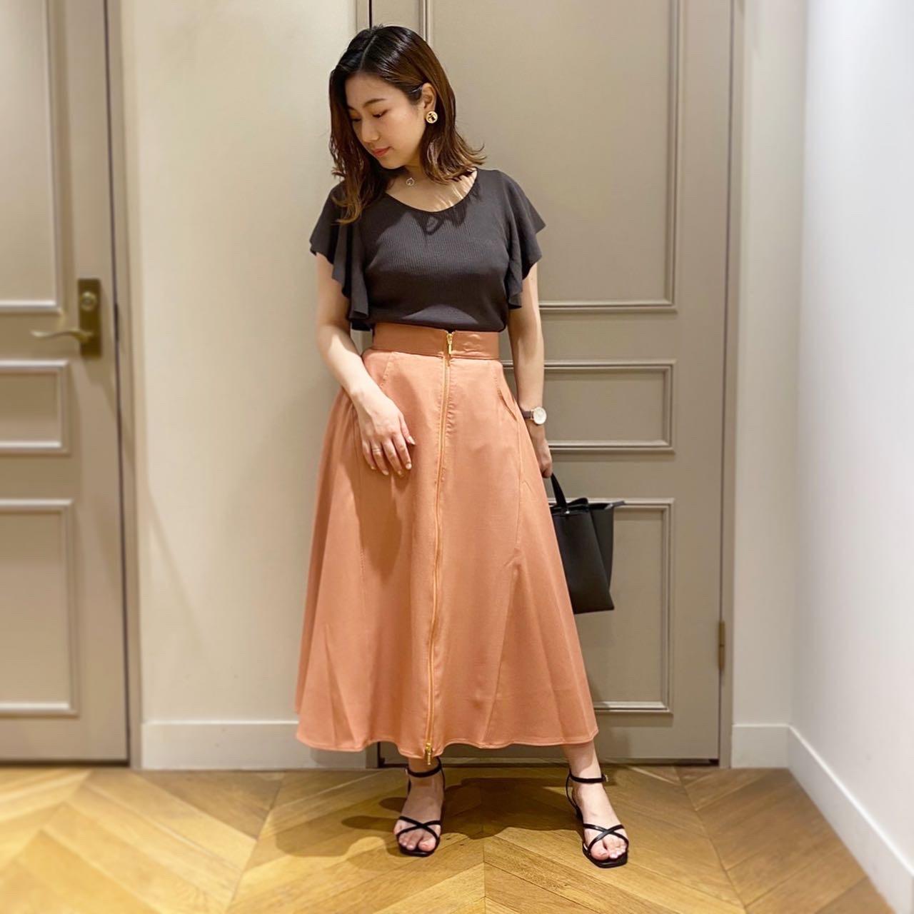 ファスナーデザインスカート♡12Agenda
